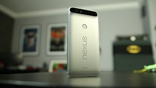 Huawei Google Nexus 6P مراجعة جهاز