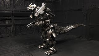 getlinkyoutube.com-SH MonsterArts Kiryu High Mobility Heavily Armored ver