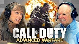 getlinkyoutube.com-CALL OF DUTY: Advanced Warfare (Elders React: Gaming)