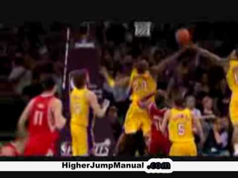 Kobe Bryant - Top 5 Basketball Elbows of All Time