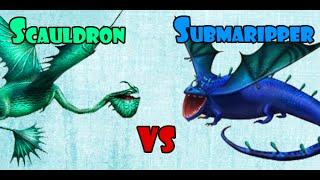 getlinkyoutube.com-Scauldron vs Submaripper