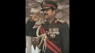 getlinkyoutube.com-عتابة للشهيد صدام مع صور نادرة