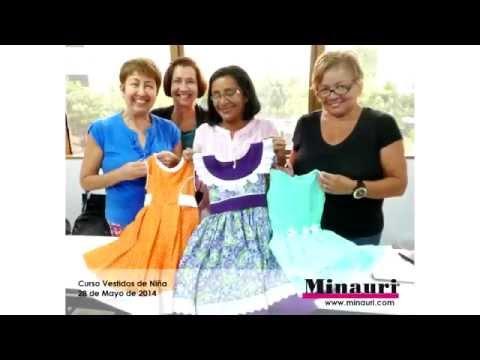 Vestidos de Niña - Curso y Revista ( Girl dresses - Magazine - Course )