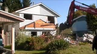 getlinkyoutube.com-Full House Demolition