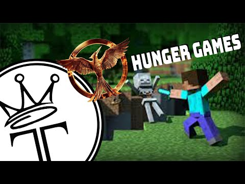 Minecraft Hunger Games (no commentary)