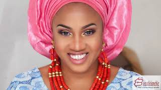 getlinkyoutube.com-STEP BY STEP HOW TO TIE NIGERIAN YORUBA GELE TUTORIAL FOR BELLA NAIJA WEDDINGS