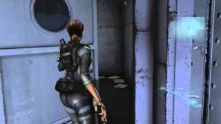 getlinkyoutube.com-Resident Evil Revelations Hack Fun