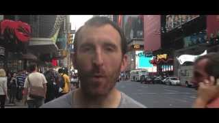 The friendliness of New Yorkers Owen Fitzpatrick (warning bad language)