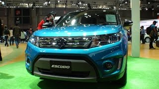 getlinkyoutube.com-(HD)SUZUKI ESCUDO new SUV スズキ・エスクード - 東京モーターショー2015