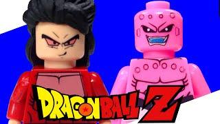 getlinkyoutube.com-Custom LEGO Dragon Ball Z GT Figure Review