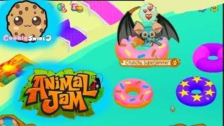 getlinkyoutube.com-Cookieswirlc Animal Jam Online Game Play with Cookie Fans !!!! Random pool Party Dens Video