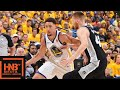 Golden State Warriors vs San Antonio Spurs Full Game Highlights  Game 1  2018 NBA Playoffs