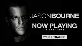 Jason Bourne - Official Trailer (HD)