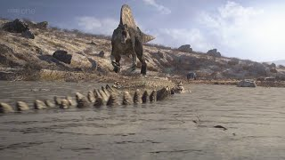 getlinkyoutube.com-Planet Dinosaur episode 1 Lost World part 5 HD