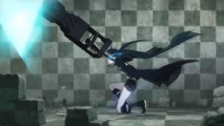 [720p] Black★Rock Shooter AMV (Black Rock Shooter by Hatsune Miku)