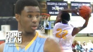 Andrew Wiggins HIGH SCHOOL Mixtape - CRAZY Poster Dunk!!