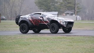 Autocrossing A Rally Fighter At Lime Rock Park Park