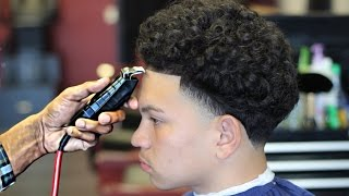 getlinkyoutube.com-Freshest BlowOut Taper HD