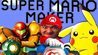 getlinkyoutube.com-Super Mario Maker FR | CES NIVEAUX SONT TROP WTF!