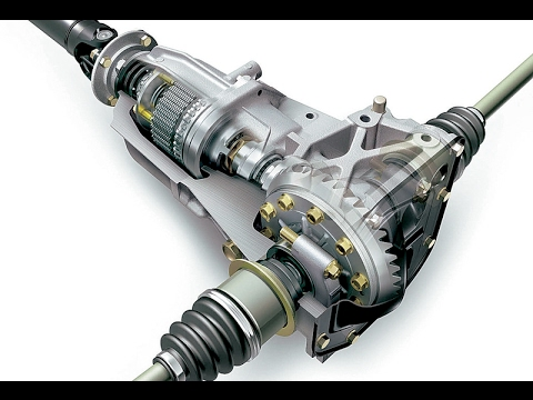 Электромагнитная муфта / Mazda CX-7-9