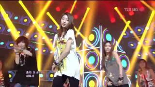 [HD] T-ARA - Lovey Dovey (Jan 29, 2012).mp4