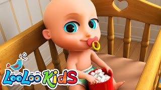 Johny Johny Yes Papa - THE BEST Song for Children   LooLoo Kids