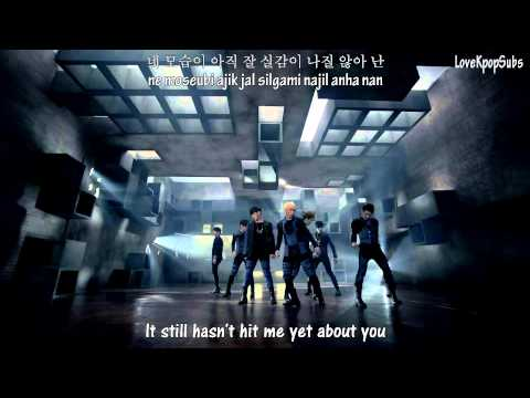 BtoB - Insane MV [English subs + Romanization + Hangul] HD