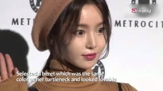 getlinkyoutube.com-Showbiz Korea - Beret styles