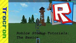 getlinkyoutube.com-Roblox Studio Tutorial: The Basics (February 2016)