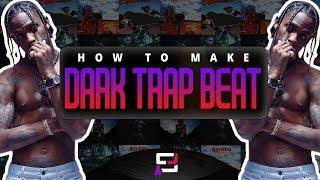 How To Make A Dark Trap Beat On FL Studio 12 width=