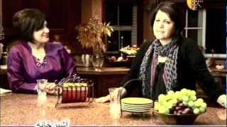 getlinkyoutube.com-Ashpazkhana - Cooking with Nazema Momand - Blueberry Cake LowSugar کيک توت وحشی کمشکر