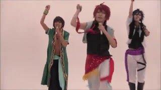 getlinkyoutube.com-【Stage☆ON】マジLOVE1000%メドレー【踊ってみた】