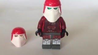 getlinkyoutube.com-How to make Star Wars Lego custom clones