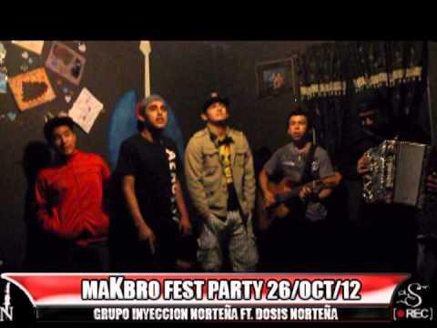INVITACION..MAKBRO FEST 2012