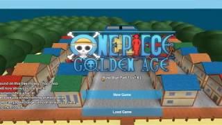 getlinkyoutube.com-[1.9] One Piece Golden Age - All Devil Fruit Spawn Locations - Water Glitch (MiltankGFX)
