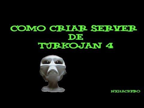 Como criar servidor do Turkojan 4 ( como camuflar e indetectavel )