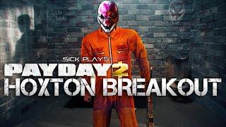 getlinkyoutube.com-PAYDAY 2 Hoxton Breakout | Golden Guns | Clover Gameplay w/ SICK