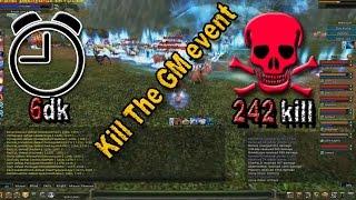 getlinkyoutube.com-Knight Online - 6dk = 242 Kill - InvincibLe Mage movie