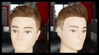 getlinkyoutube.com-Men's Haircut Tutorial - Step by Step Fade & Haircut - TheSalonGuy