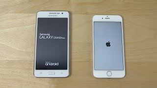 getlinkyoutube.com-Samsung Galaxy Grand Prime vs. iPhone 6 - Which is Faster?