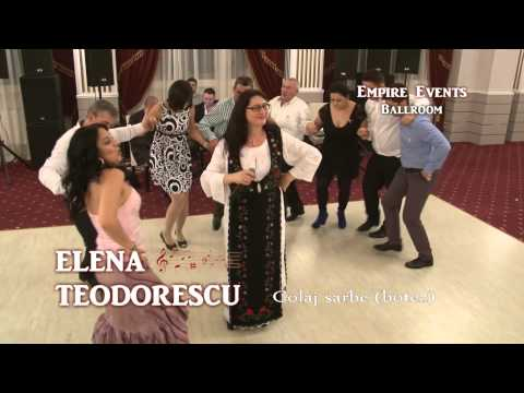 Elena Teodorescu   Colaj sarbe Empire Events   botez