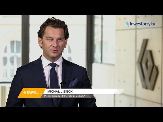 PMPG Polskie Media SA, Michał Lisiecki - Prezes Zarządu, #59 PREZENTACJE WYNIKÓW