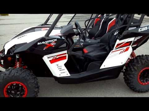 2014 CAN-AM MAVERICK 1000 XXC 60 INCH WIDE MAVERICK @ ALCOA GOOD TIMES