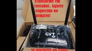 getlinkyoutube.com-TRANSFORMANDO MODEM EM ROTEADOR#2