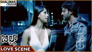 Billa Movie || Prabhas & Anushka Superb Love Scene || Prabhas, Krishnam Raju || Shalimarcinema