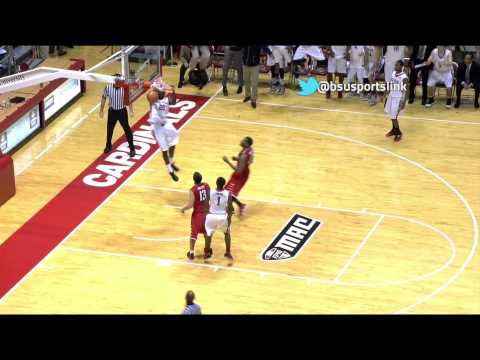 [SL GAMEDAY LIVE] Chris Bond Dunk Off Zavier Turner Assist