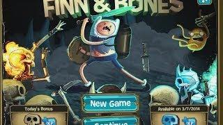 getlinkyoutube.com-【舞秋風小遊戲時間】探險活寶大戰骷髏怪 Finn & Bones