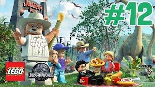 getlinkyoutube.com-Zagrajmy w LEGO Jurassic World odc.12 Spinozaur