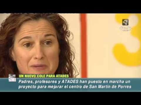 El proyecto del nuevo cole en Sin ir más lejos de Aragón Television