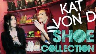 getlinkyoutube.com-Kat Von D Shoe & Closet Tour   Kandee Johnson